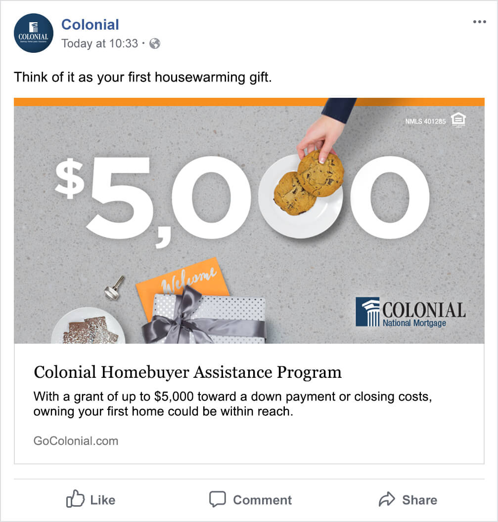 Colonial--GCG-Marketing--Advertising--CHAPS-Facebook-Ad