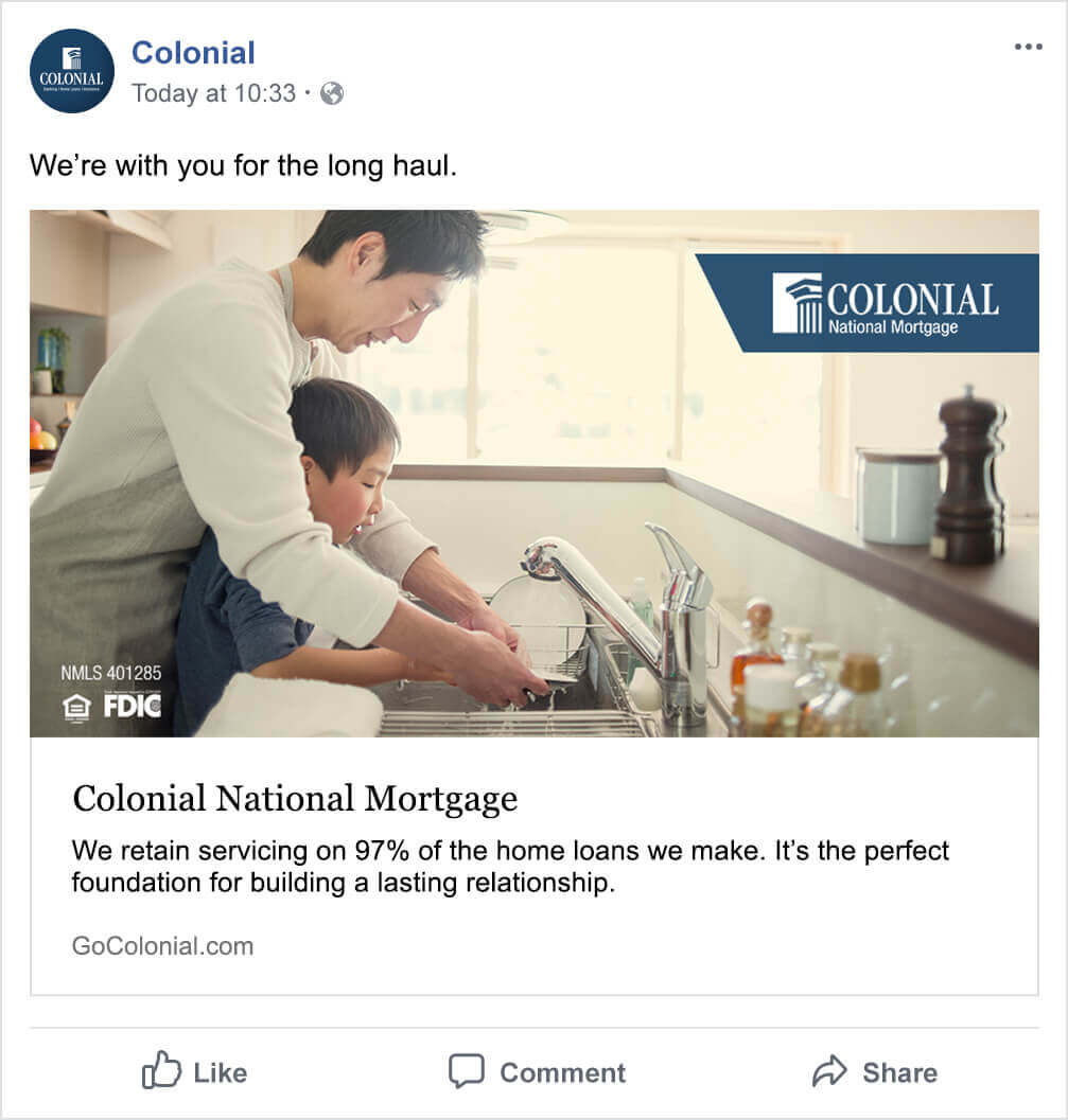 Colonial--GCG-Marketing--Advertising--National-Mortgage-Facebook-Ad